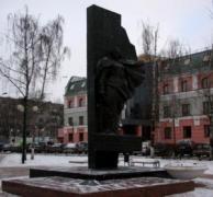 Памятник медсестрам