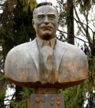 Бюст П. А. Воронина
