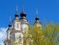 В 1992 году церковь Космы и Дамиана вернули Калужской епархии