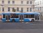 В 1956 году основано Управление калужского троллейбуса