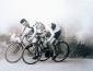 В 1895 году под Калугой состоялось первое состязание Калужского общества велосипедистов