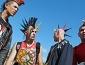 Во Франции начался первый европейский фестиваль панк-рока