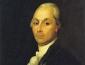 В 1749 году родился писатель Александр Николаевич Радищев