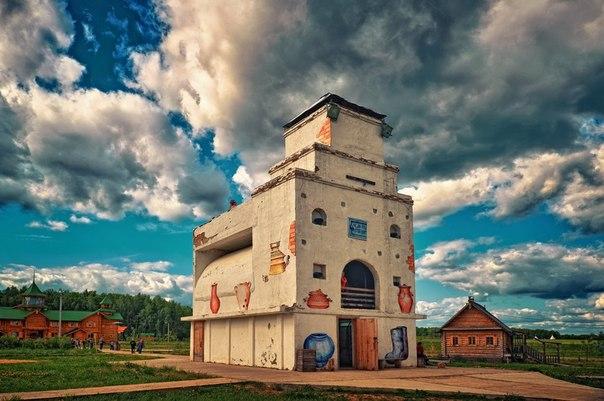 Культурно-образовательный туристический центр Этномир