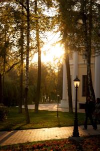 Городской парк ультуры и отдыха