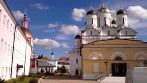 Свято-Пафнутьев Боровский монастырь калуга