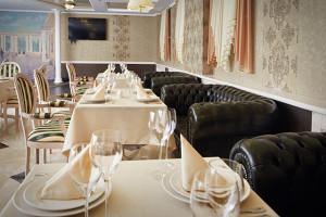"""Ресторан в гостинице """"Губернская"""" в калуге"""