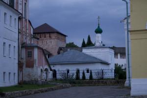 Церковь Илии Пророка боровск