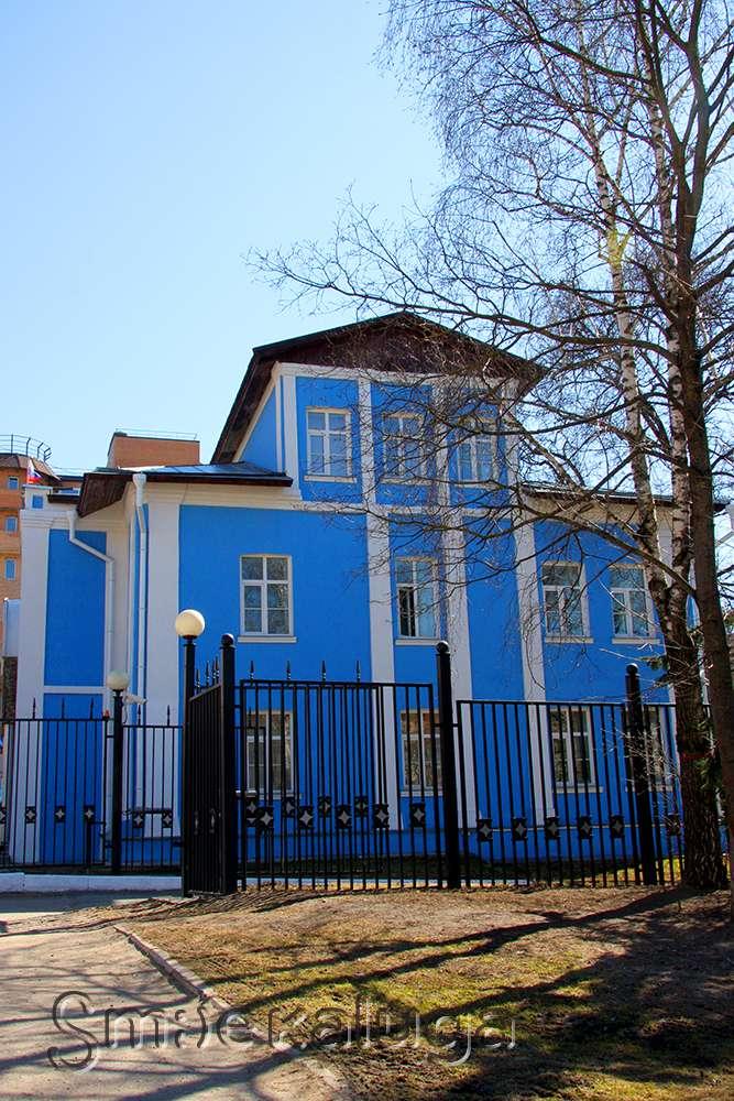 Дом графини Салиас