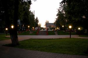Сквер Карпова