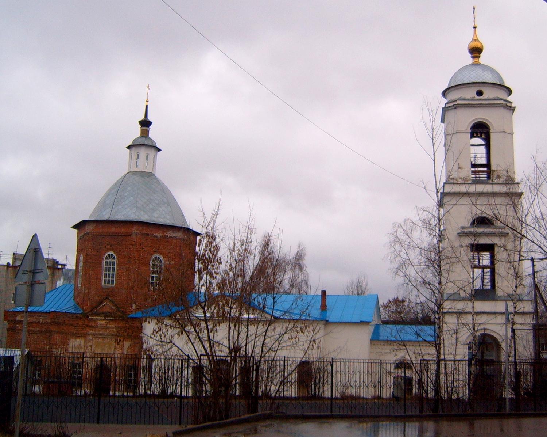 Церковь Рождества Христова в Кожевенной слободе