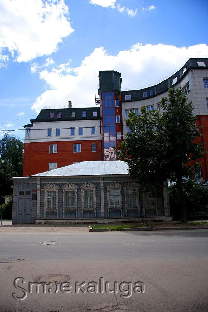 Дом, в котором в 1857-1863 гг. жил после возвращения из ссылки член Северного общества Батеньков Гавриил Степанович («дом Батенькова»)