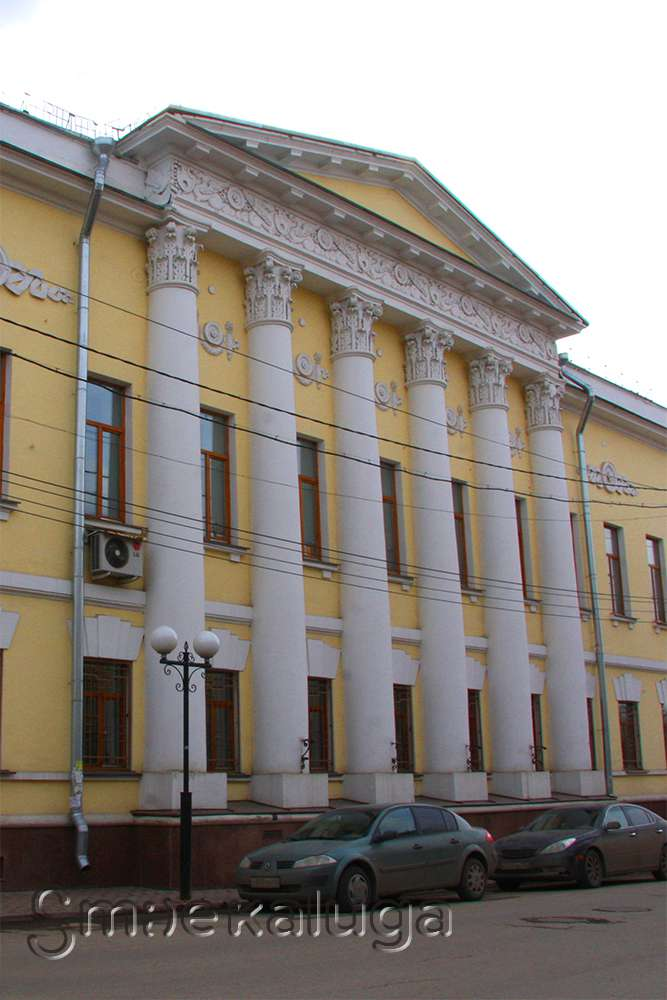 Дом Госбанка (Мешкова)
