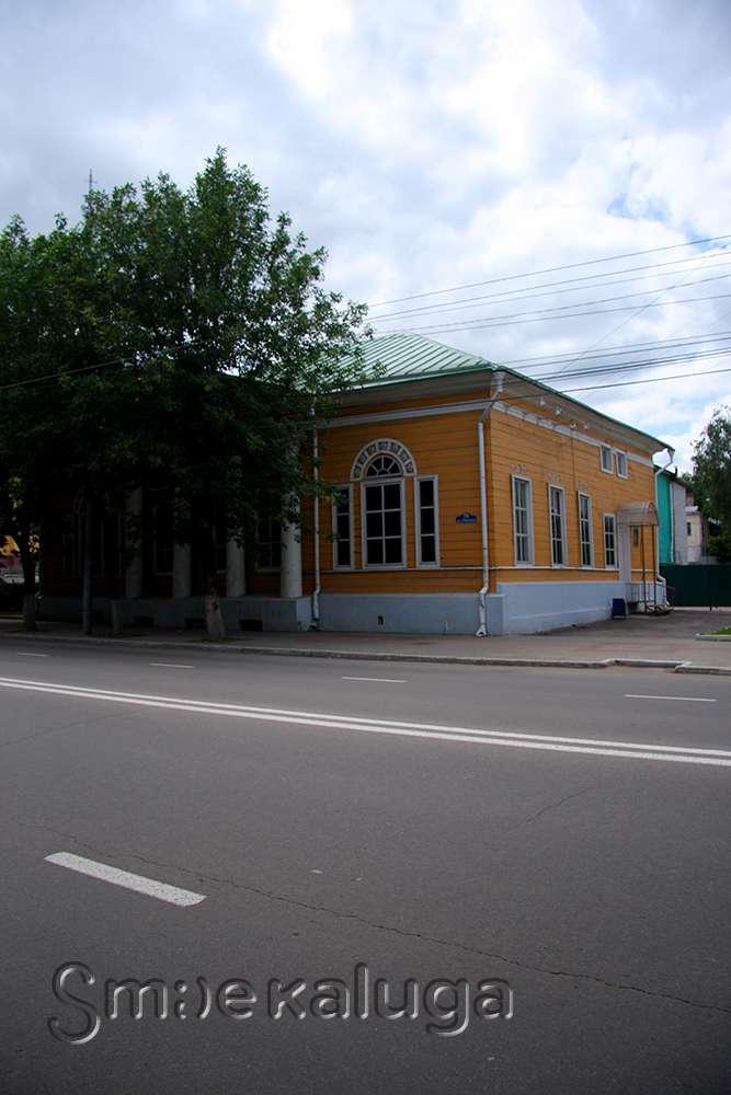 Дом Польман (деревянный)