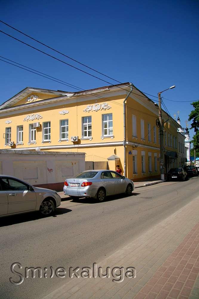 Дом Сухозанет