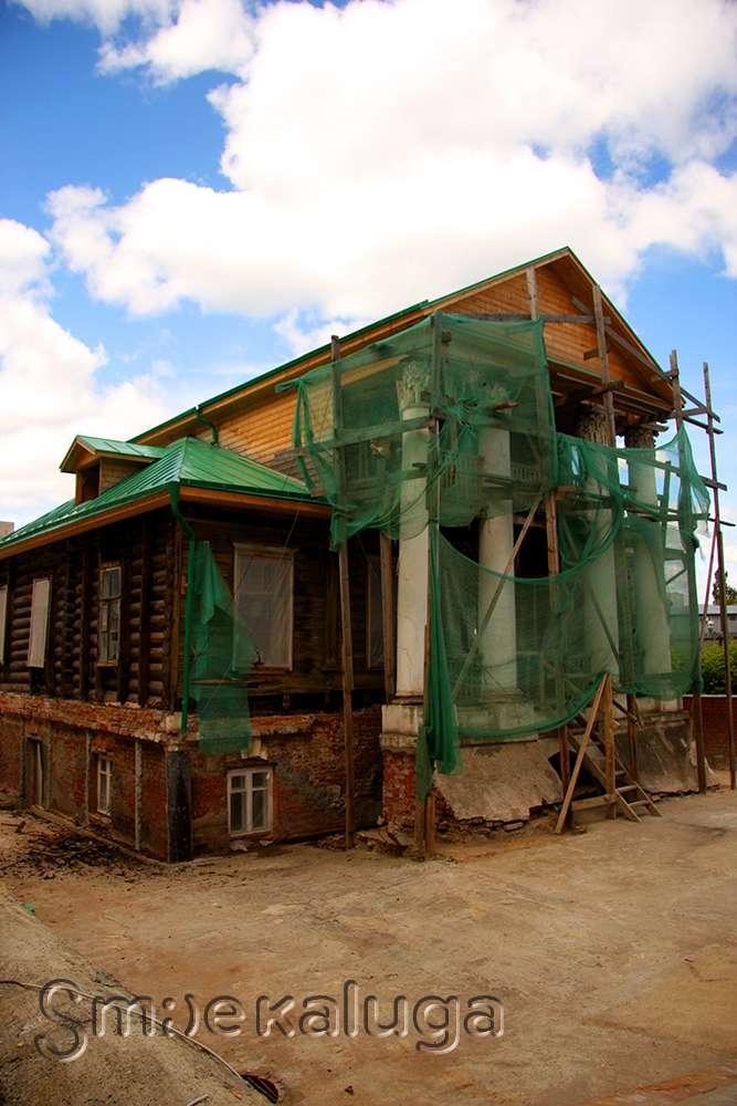 Дом Толмачёвых (деревянный)