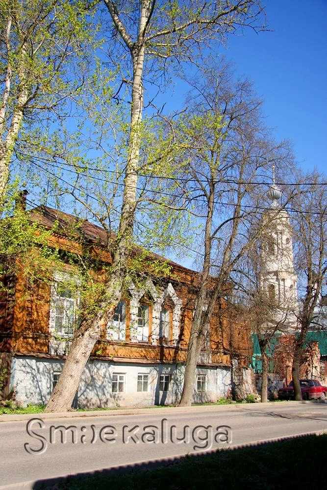 Дом Ципулина