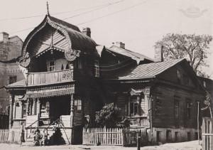 дом слесаревых калуга