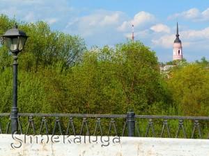 Вид с Каменного моста