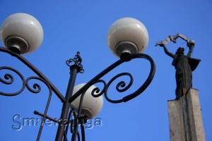 Монумент Победы в калуге
