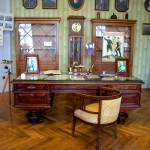 В Доме-музее А. Л. Чижевского калуга