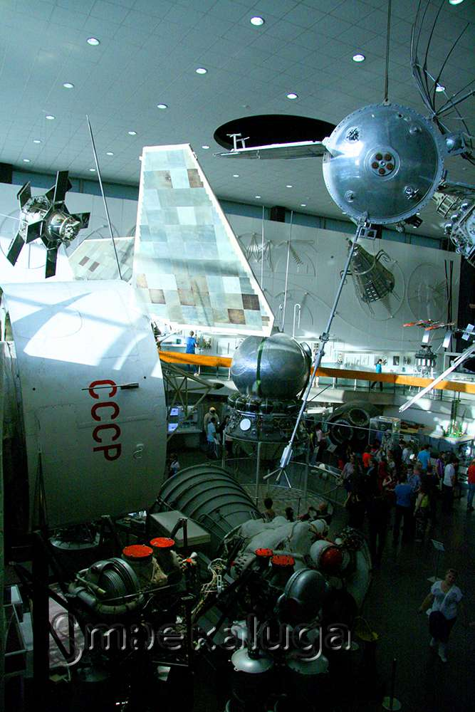 Музей истории космонавтики появился в Академии культуры Google