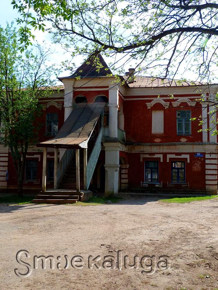Палаты Макарова