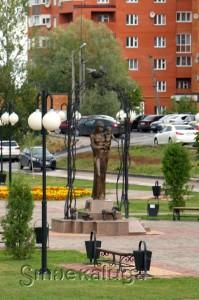 Памятник Матери в калуге