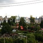 Вид на город с Правого берега калуга