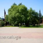 Площадь Маяковского калуга