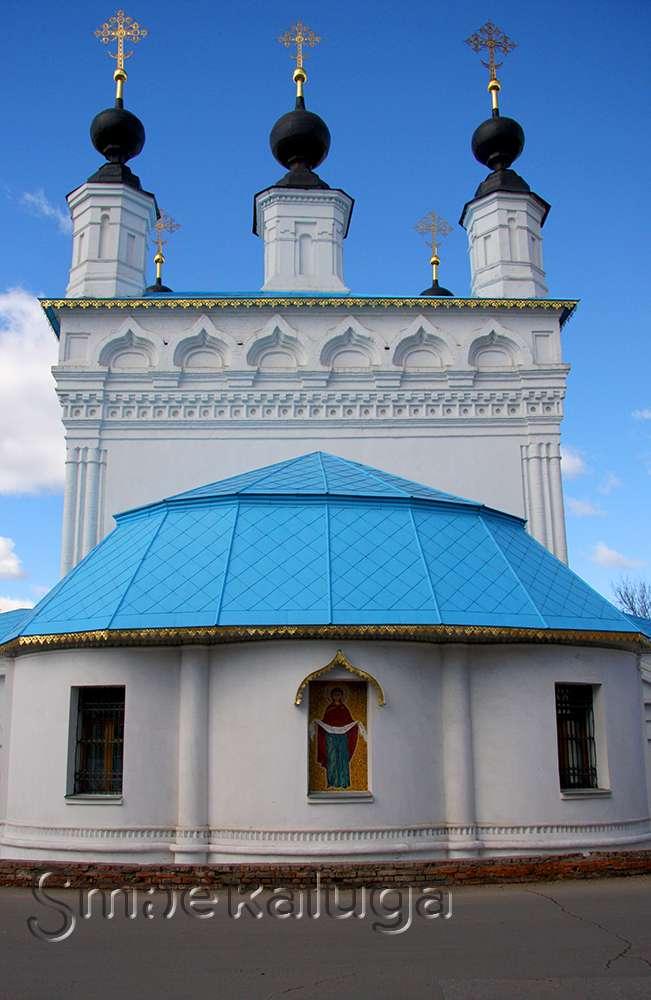 Церковь Покрова «на рву»
