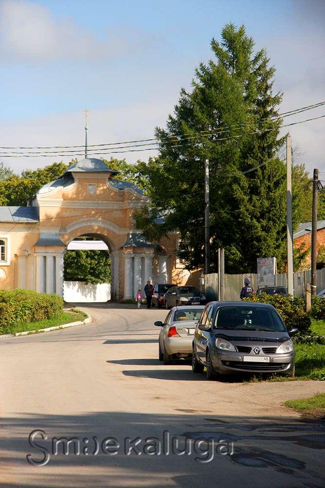 Усадьба «Полотняный завод» получила статус историко-культурного заповедника