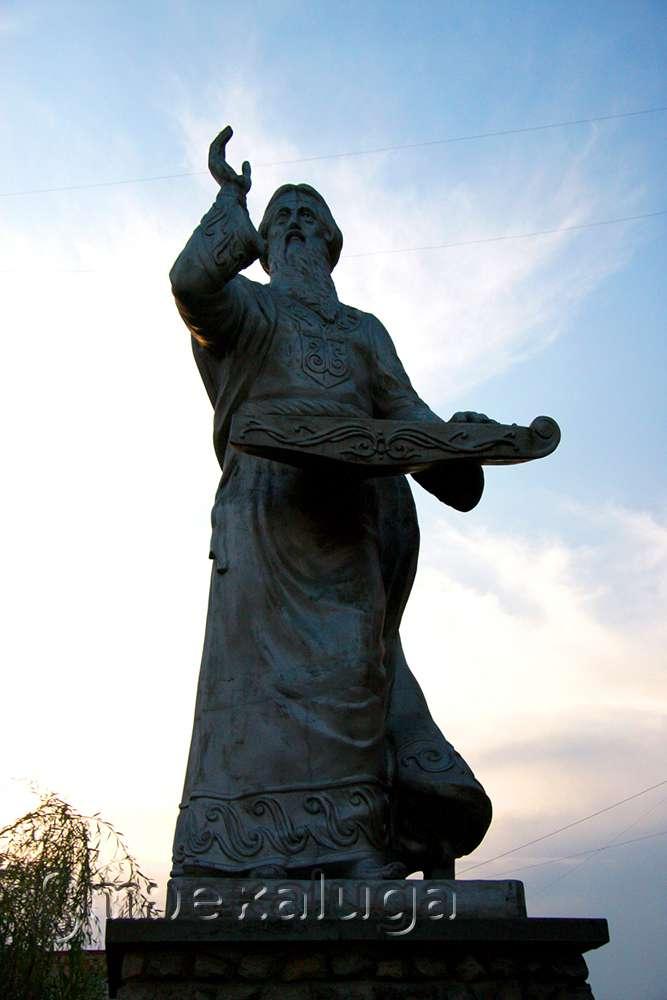 Скульптура «Былина»