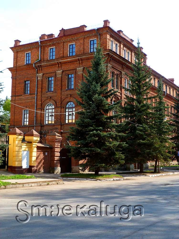 Здание управления Сызранско-Вяземской железной дороги