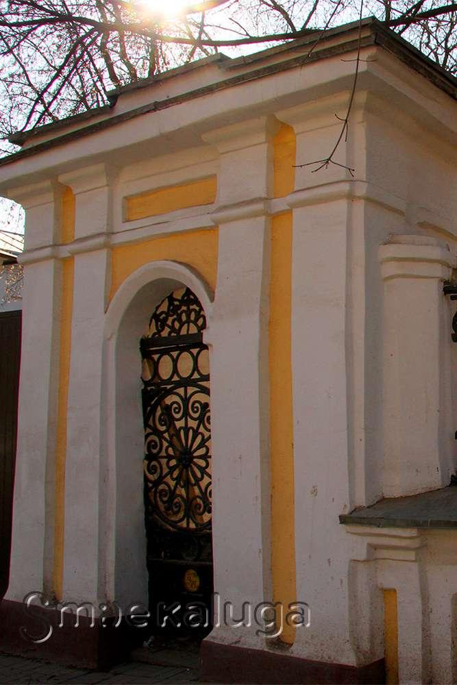 Жилой дом XIX века (усадьба Черновых)