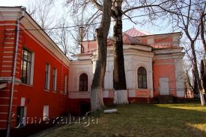 Усадьба Торубаевых (Архиерейский дом) калуга