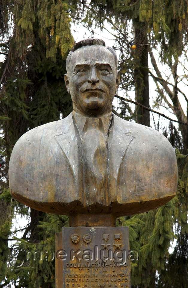 Памятник Воронину