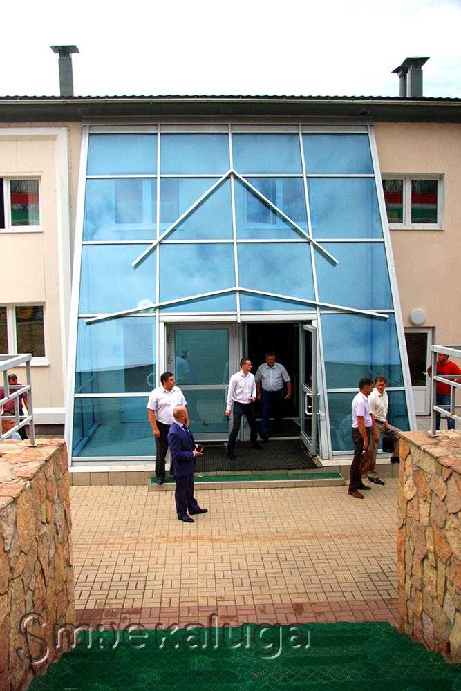 Демонстрационный-выставочный комплекс администрации губернатора Калужской области