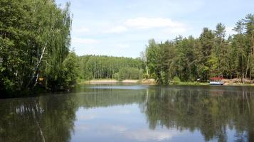 Охотничье-рыболовная база Рождественские пруды