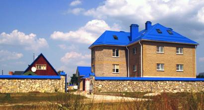 Агротуристический гостиничный комплекс Дворцы