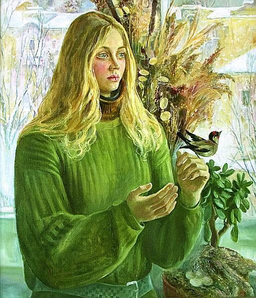 Импрессионизм и реализм в картинах Татьяны Духановой