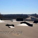 Городская скейт-зона
