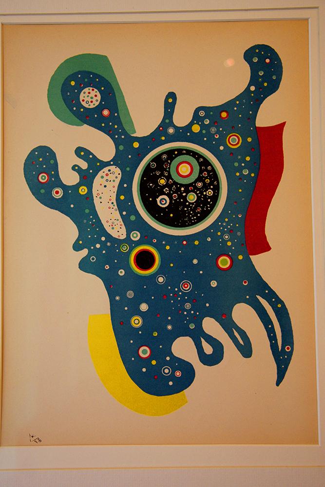 «Время Кандинского» — очередная уникальная выставка КМИИ