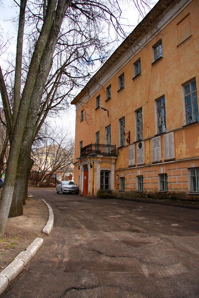 Дом губернатора может стать еще одним музеем