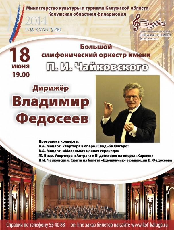 Большой симфонический оркестр им. П. И. Чайковского
