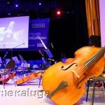 Сцена Калужской областной филармонии калуга
