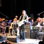 Стив Вай на сцене Калужской филармонии калуга