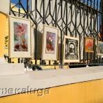 Двор Художественного музея калуга