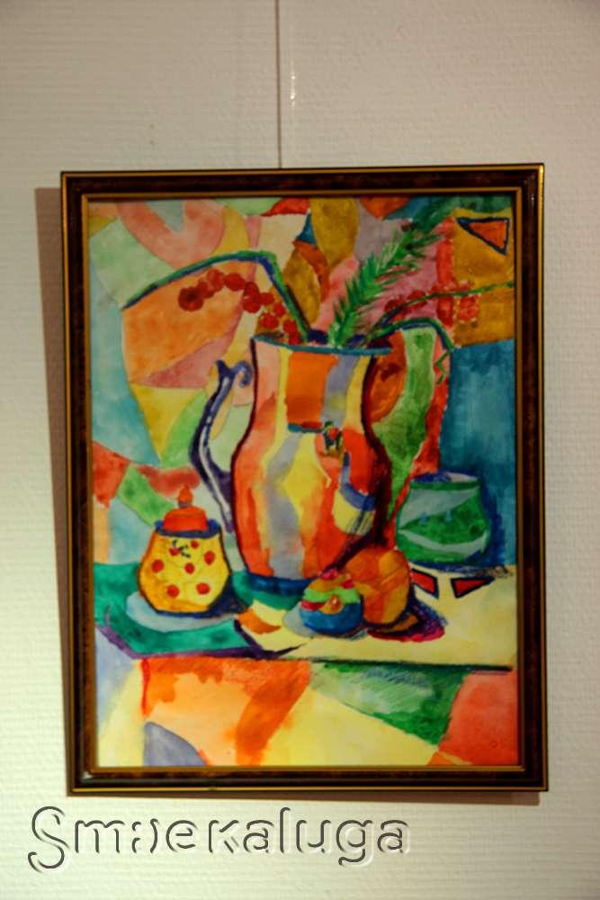 Арт-проект «Солнце внутри. След времени» в галерее Дома музыки