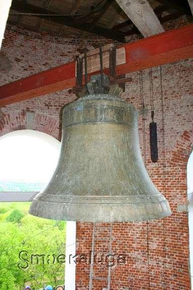 В Калуге завершился Пятый Калужский пасхальный фестиваль колокольного звона «Медный ветер»